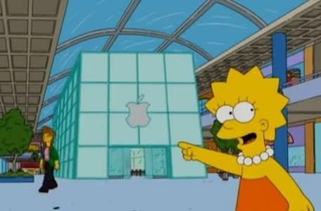 """How The Simpsons came up with the """"Mapple"""" universe"""