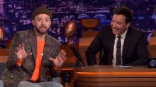 Justin Timberlake reveals nervous tic, and details behind the Prince Super Bowl tribute