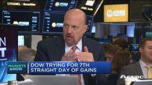 Cramer says it's 'very hard to put a price on' lifesaving...