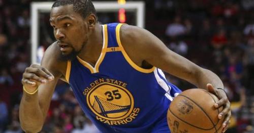 Basket - NBA - Golden State : Kevin Durant va rejouer dès samedi