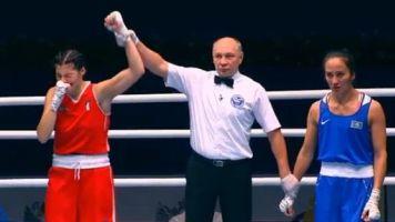 La napoletana Angela Carini in finale per l'oro ai Mondiali
