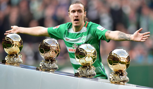 Bundesliga: Spieltag in Zahlen: Kruse for Weltfußballer