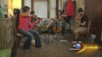String quartet brings Latino classical music to new audiences