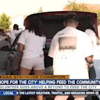 'Hope for the City' helping feed the community