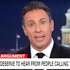 Chris Cuomo Nails 'Pathetic' Republicans For Trump Impeachment Hypocrisy