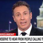 Chris Cuomo Nails 'Pathetic' Republicans For Trump ImpeachmentHypocrisy