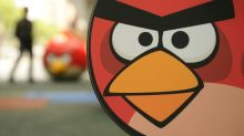 Angry Birds maker's profits sink despite jump in sales