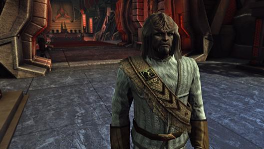 Dorn's Worf the subject of latest Star Trek Online dev blog