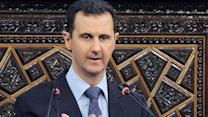 Syrian leader likens bloody crackdown to surgery