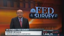 Fed survey: 98% expect taper