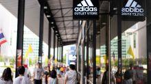 Adidas challenges J. Crew's trademark on stripe design