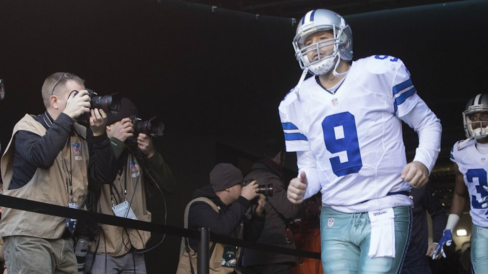 Soon-to-be retiree Tony Romo would reportedly return to Cowboys under right circumstances