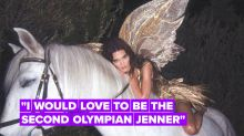 Kendall Jenner reveals Olympic dream & stoner habits