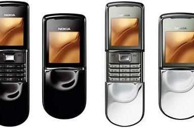 """Nokia re-ups 8800 specs with """"Sirocco Edition"""""""