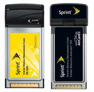 Sprint adds two cards to Rev. A stable