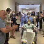 Hospital Staff Cheer as COVID-19 Patient Recovers From Intensive Care in Alabama