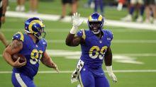 Watch: Rams NT Sebastian Joseph-Day was mic'd up in Week 2