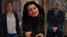Next week on 'Emmerdale': Moira's shotgun showdown, plus Laurel hits the bottle (spoilers)