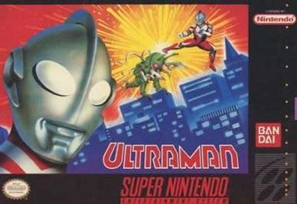 Virtually Overlooked: Ultraman