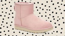 UGG boots are up to 60% off right now for fall—but not for long
