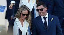 Rory McIlroy celebrates birth of daughter Poppy