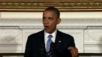 """Post-shutdown, Obama tells obstructionists: """"Win an election"""""""