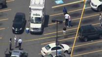 4 shot at NC law firm, Walmart