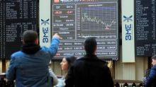 Bankia se desploma más del 4 % y encabeza las pérdidas del IBEX 35