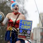 Put It To The People march: Best costumes from the Brexit protest, from Wonder Woman to Elvis Presley