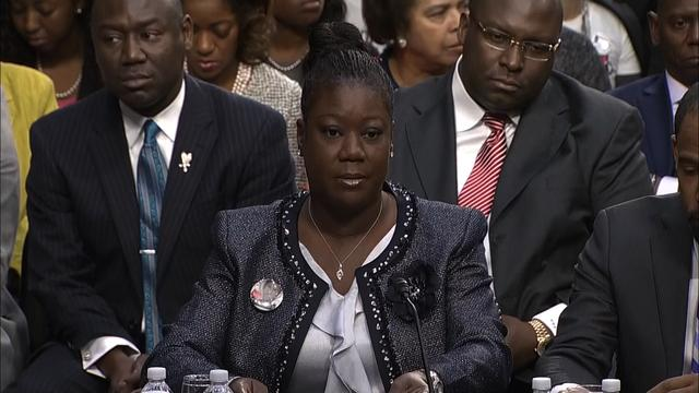 Trayvon Martin's mother addresses