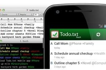 Daily iPhone App: Text file to-dos make the leap to iPhone with Todo.txt app