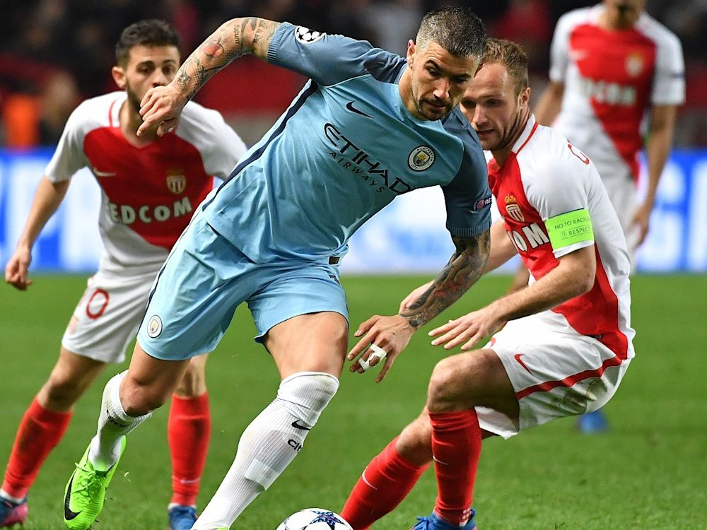 "Kolarov (City): ""Nous sommes meilleurs que Monaco"""
