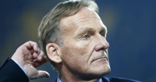 Foot - C1 - Dortmund - Hans-Joachim Watzke, le patron de Dortmund, a envisagé de déclarer forfait en C1