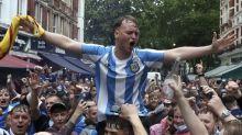 Inglaterra - Escocia, por la Eurocopa. El primer clásico del fútbol mundial, de Peaky Blinders al espíritu de Diego Maradona (y un gol inglés en otro estadio)