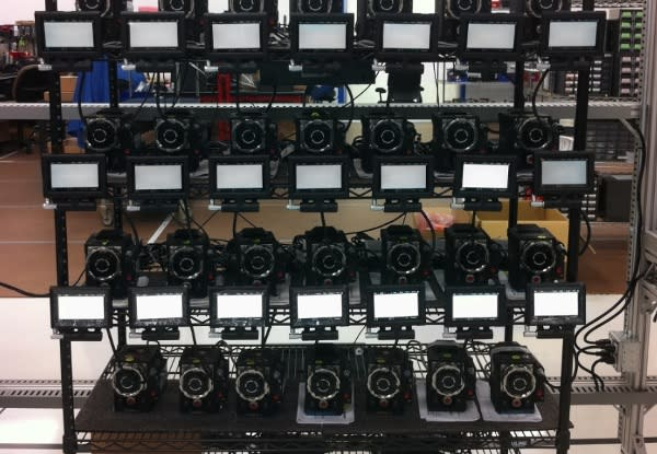 RED EPIC-X starts shipping to lucky shooters with deep pockets