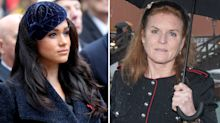 Sarah Ferguson speaks out in support of Meghan Markle – 'I have been in her shoes'