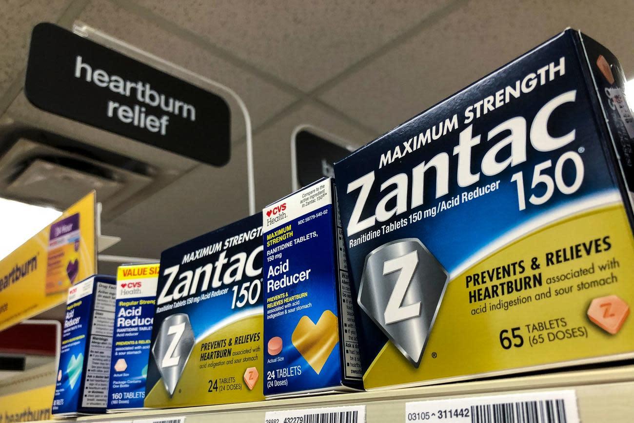 Defense Health Agency To Beneficiaries Stop Taking Zantac