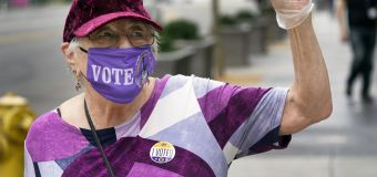 GOP voters slowly narrow gap in early vote turnout