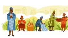 Google Doodle celebrates microlending pioneer Esther Afua Ocloo's 98th birthday