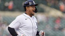 Slumping Cabrera hits tiebreaking single, Tigers beat Twins