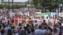 Protests in Khabarovsk