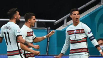 Portugal schlägt Ungarn zum Auftakt