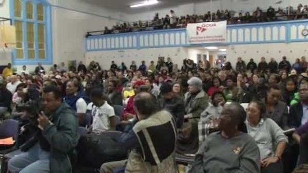 Rockaways residents beg to not be forgotten after Sandy