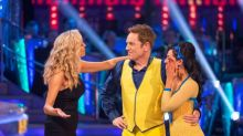 Strictly Come Dancing 2017: Brian Conley loses dance-off to Simon Rimmer after scoring just 16 points