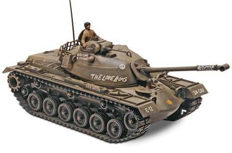 Revell and World of Tanks form model tank alliance