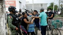 Mexican police arrest 3 over rehab center attack that left 27 dead