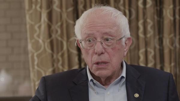 Bernie Sanders Isn't Worried About Splitting Progressive Vote