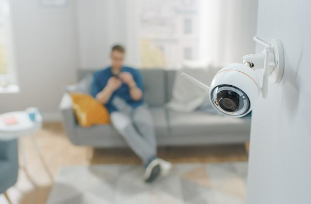 Home security technician admits hacking customers' security cameras