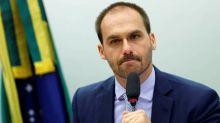 Eduardo Bolsonaro diz que 'não é mais uma opinião de se, mas de quando' ocorrerá 'momento de ruptura'