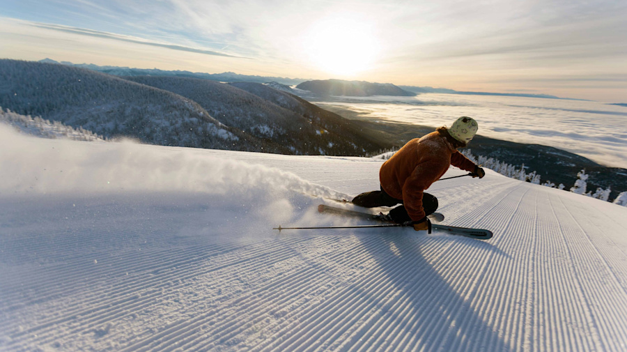 How to recover after a day on the slopes – lessons from a Team GB Olympic skier
